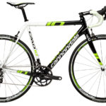 2013 Cannondale CAAD10 black, green, white
