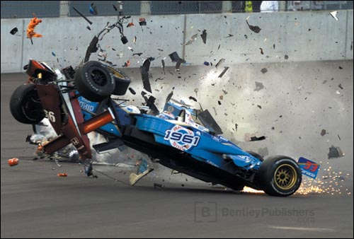 Alex Zanardi crash