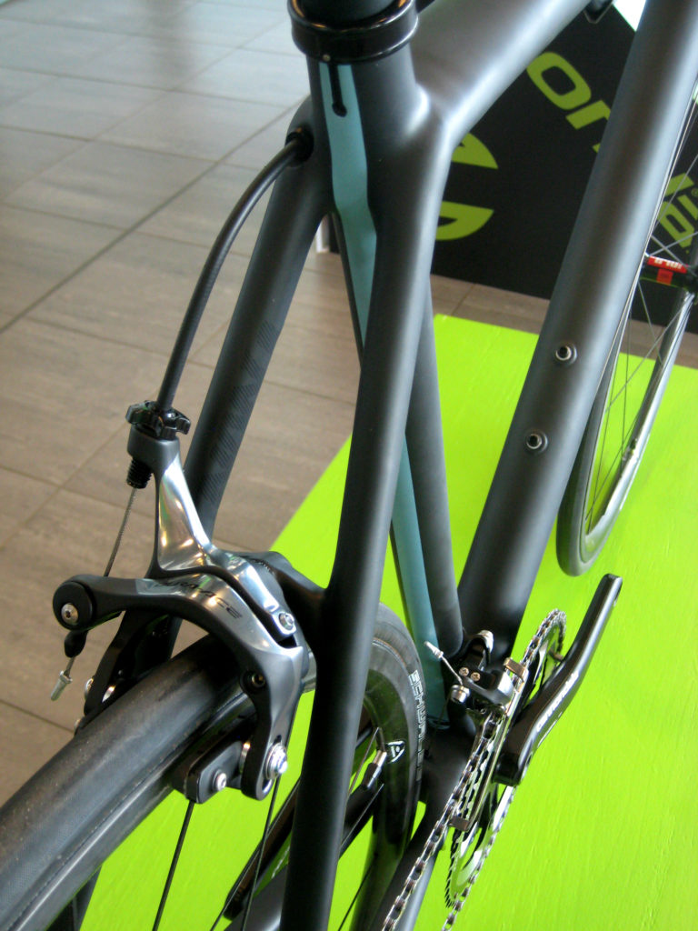 Cannondale SuperSix Evo Nano