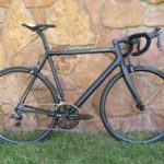 Cannondale SuperSix Evo Nano with Sisl2 crankset