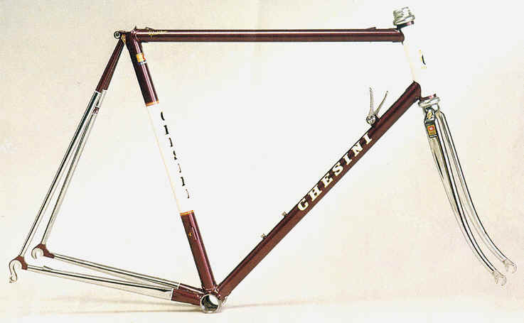 Chesini Model-X Uno Frameset