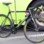 "Peter Sagan's Cannondale SuperSix Evo ""Tourminator"""