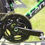 "Cannondale Hallowgram SL Crankset of Peter Sagan's Cannondale SuperSix Evo ""Tourminator"""