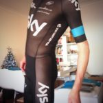 Chris Froome 2014 Team Sky kit