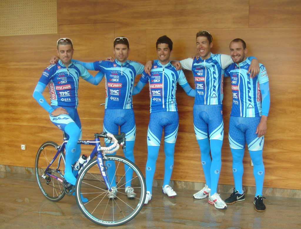 Top 10 worst cycling jerseys: Fuji Servetto 2009