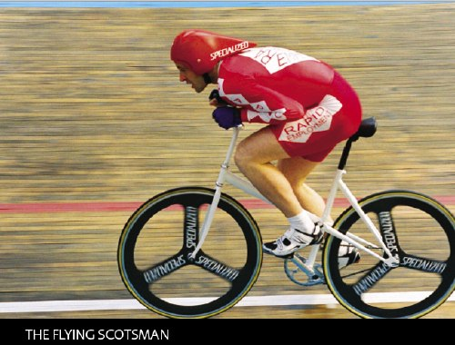 Best Cycling Quotes: Graeme Obree