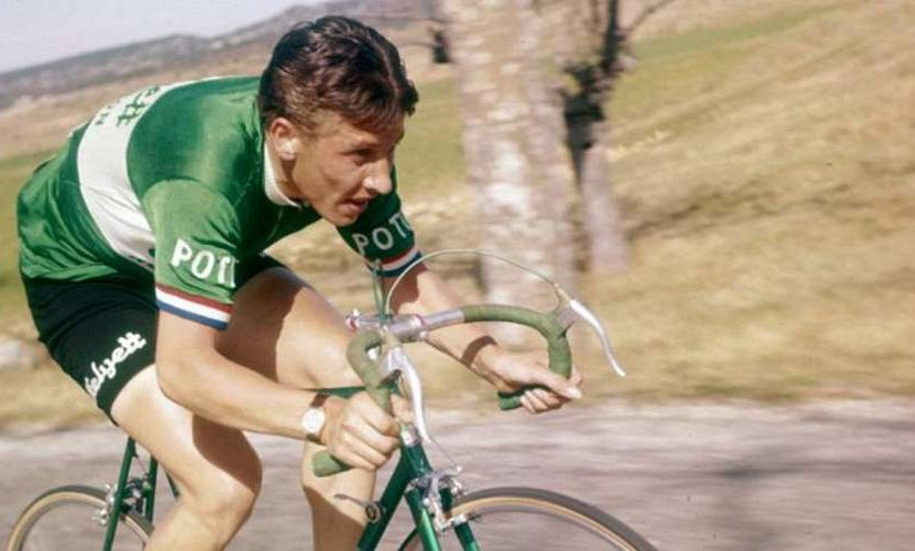 Jacques Anquetil, 1956 Grand Prix des Nations (featured)