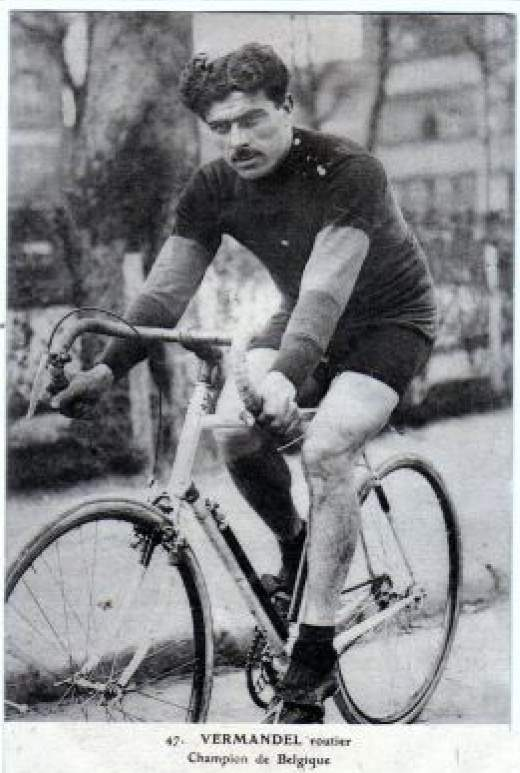 Nicknames of Cyclists - V - René Vermandel