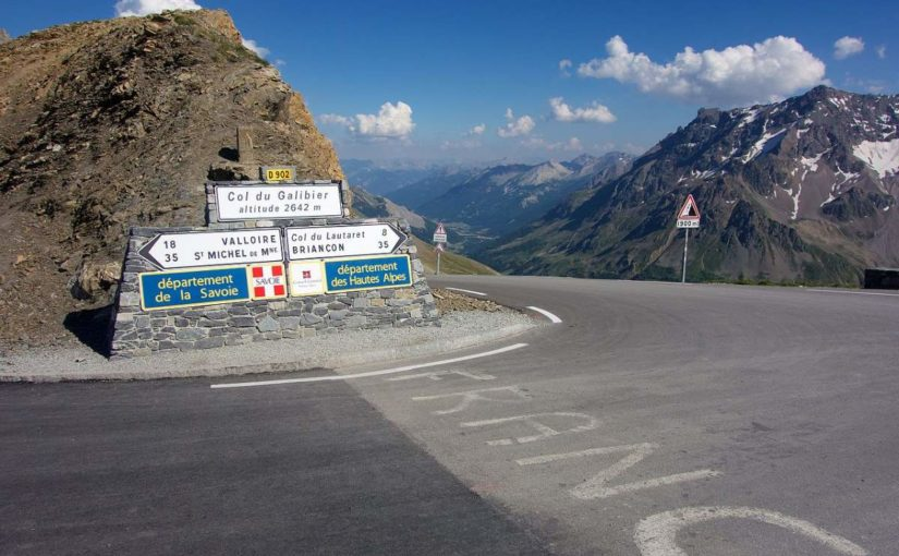 2013 Giro d'Italia Stage 15 will finish at Col du Galibier