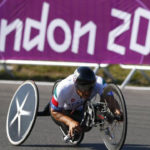 Alex Zanardi wins paralympics handcycle gold