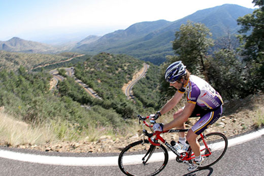 Top 10 tips to climb better and faster: Choose hills.
