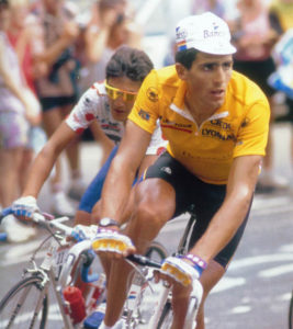 Is Miguel Indurain another Tour de France winner who doped?