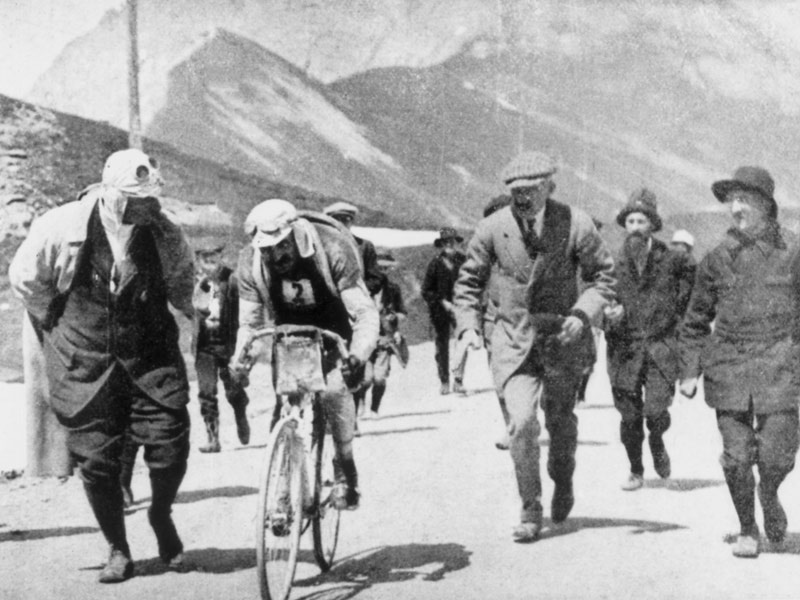 Col du Galibier, Tour de France 1911