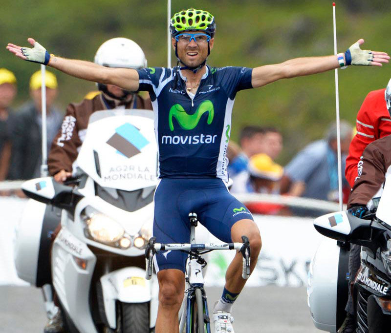 Nicknames of Cyclists - V - Alejandro Valverde