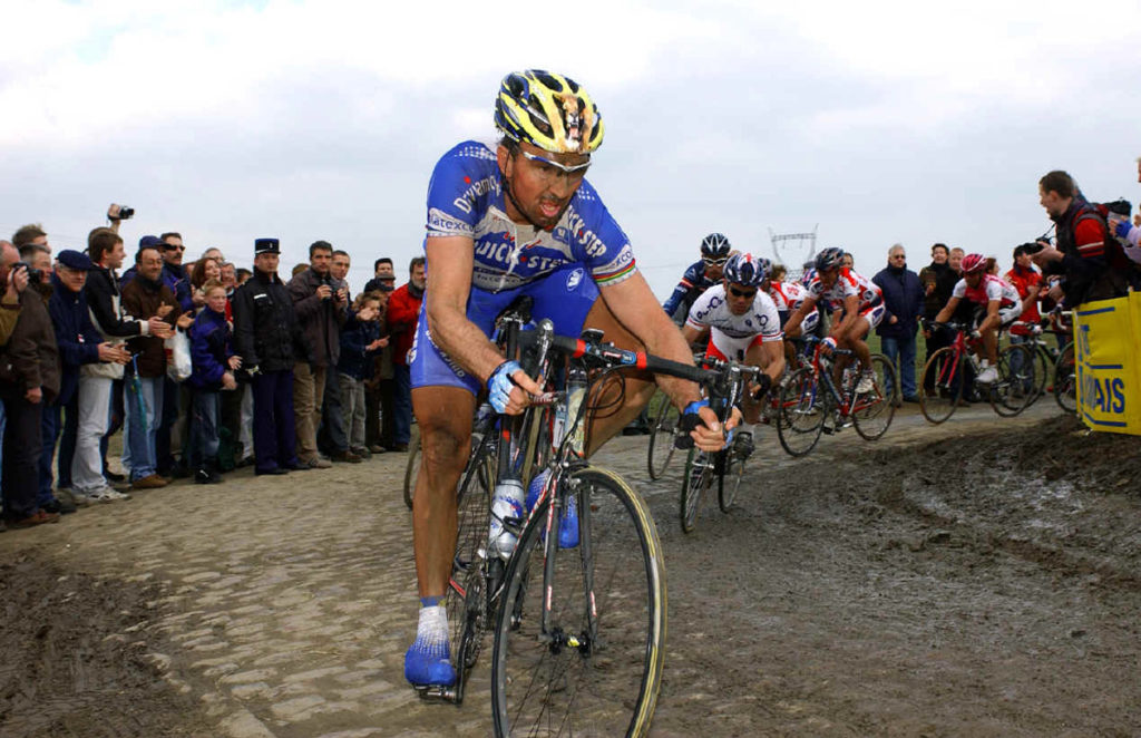 Gallery of Vélo d'Or winners (1992-1999): Johan Museeuw