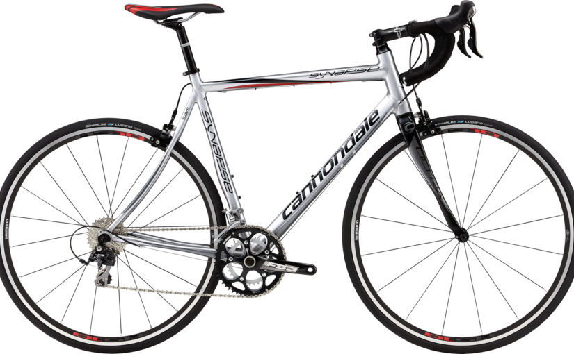 Cannondale Synapse Alloy 2013: Cannondale Synapse 5 105