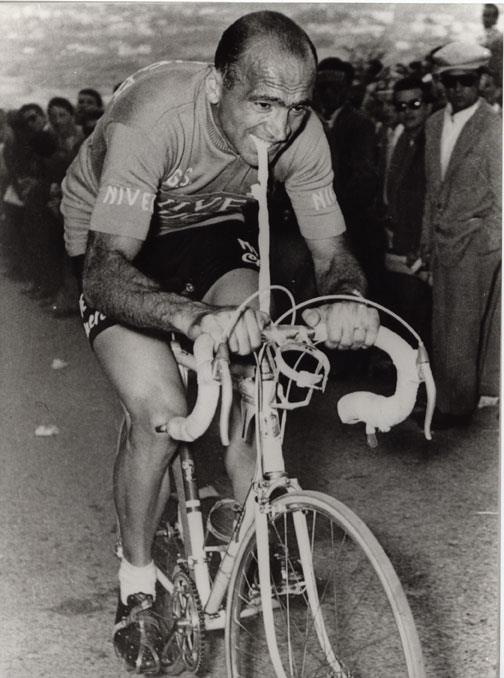 Giro d'Italia History rated by a panel of 100 journalists: Fiorenzo Magni