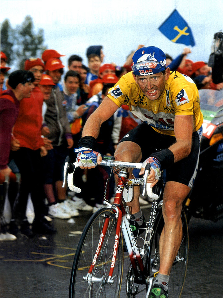 Gallery of Vélo d'Or winners (1992-1999): Tony Rominger (1994)