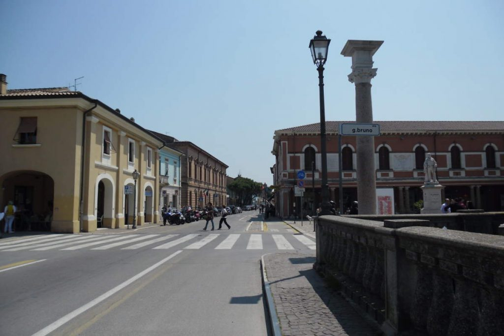 Cycling tour in Italy: Cesenatico
