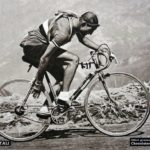 Gino Bartali's Tour de France 1948 winner bike