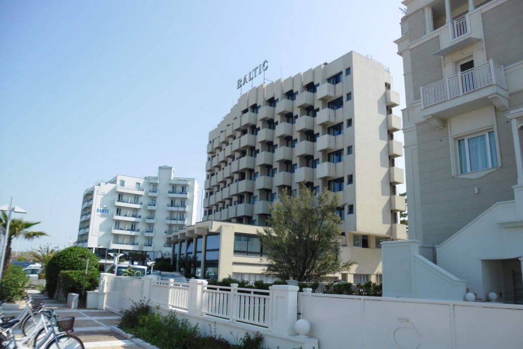 Cycling tour in Italy - Hotel Baltic, Riccione, Italy