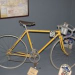 Jean Robic's Tour de France 1947 winner bike
