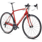 Specialized Roubaix 2013 Comp Compact Red/White
