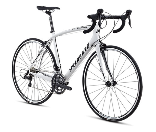 Specialized Roubaix 2013 Compact White/Black/Charcoal
