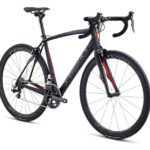 Specialized S-Works Roubaix 2013 SL4 Di2 Compact Satin/Charcoal/Neon Red