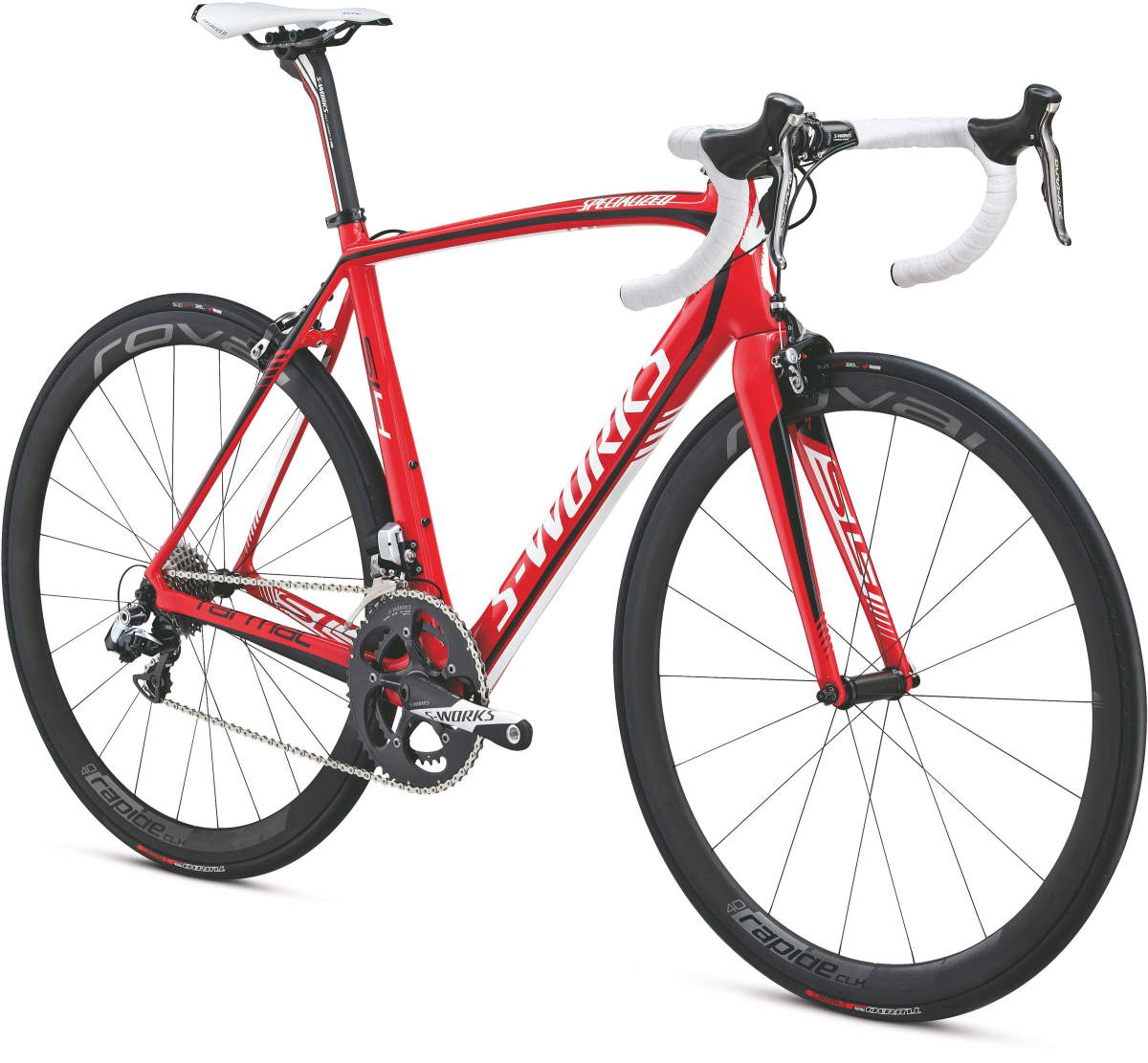 Specialized S-Works Tarmac 2013 SL4 Di2