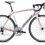 Specialized Tarmac Elite Mid Compact White/Red/Black