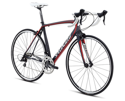 Specialized Tarmac 2013 Mid Compact Satin/White/Red