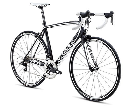 Specialized Tarmac Race Rival Mid Compact Carbon/White