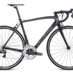 Specialized Tarmac SL4 Expert Ul2 Mid Compact Satin/Charcoal/Red