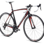 Specialized Tarmac SL4 Pro Mid Compact Blue/Black/White Carbon/White/Red