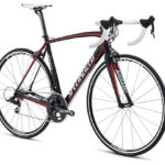 Specialized Tarmac SL4 Pro SRAM Mid Compact Carbon/White/Red