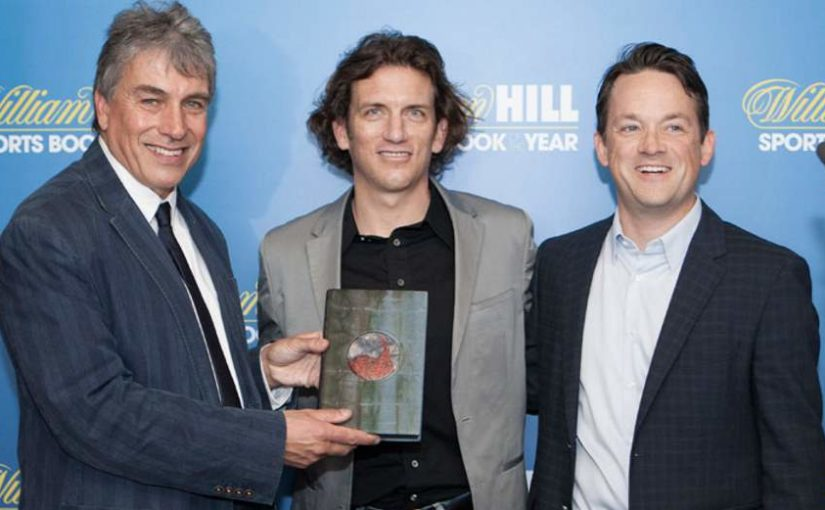 "Tyler Hamilton's ""The Secret Race"" won William Hill Sports Book of the Year prize 2012"