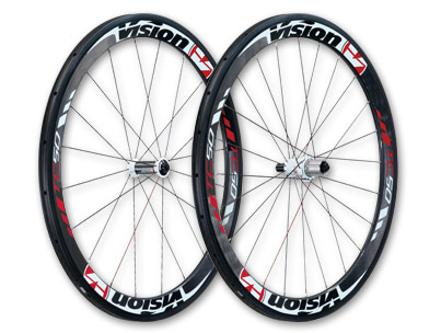 Vision Wheels TriMax Carbon TC50