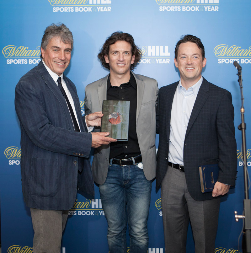 William Hill Sports Book of the Year prize 2012