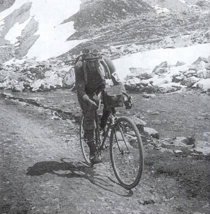 Eugène Christophe and the first yellow jersey (Tour de France 1919 ...