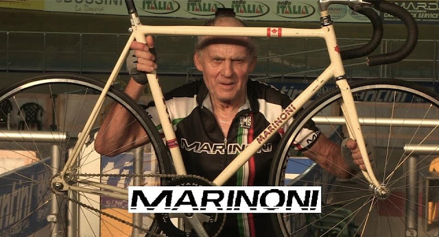 Giuseppe Marinoni broke the hour record - 4
