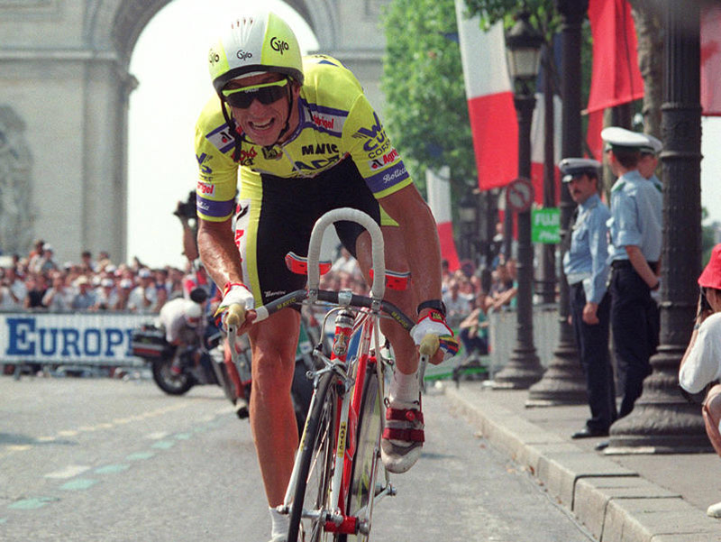 Greg Lemond, 1989 Tour de France