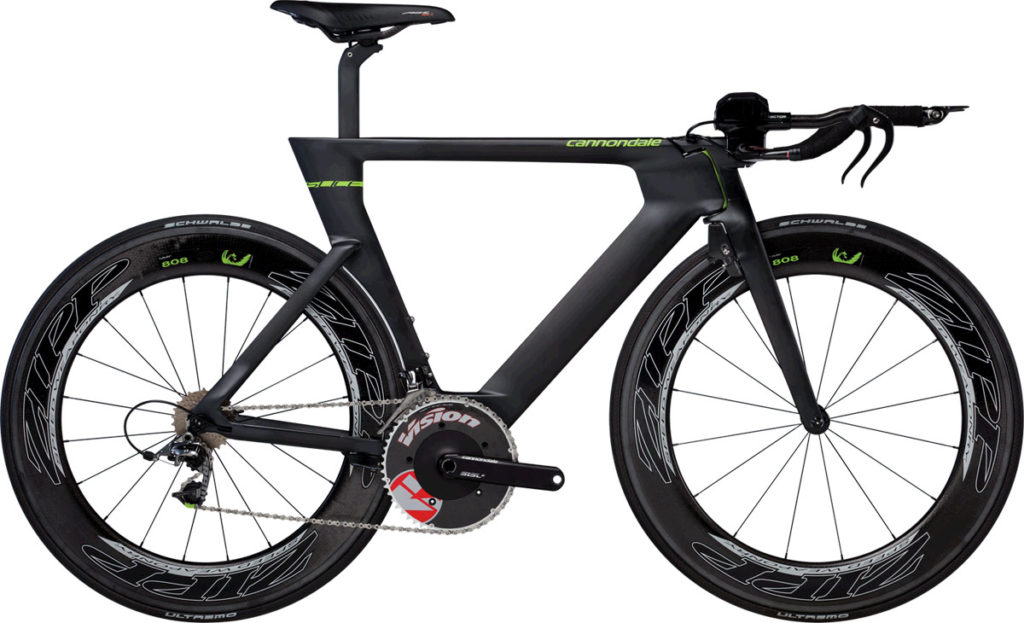 Cannondale Slice RS 2013 SRAM Red Black Inc.