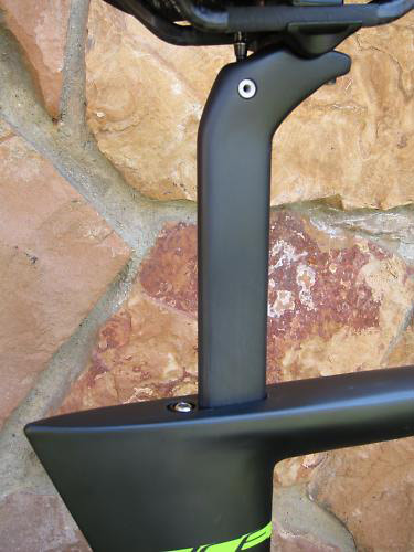 Cannondale Slice RS 2013, seat post