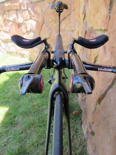 Cannondale Slice RS 2013, view from the front