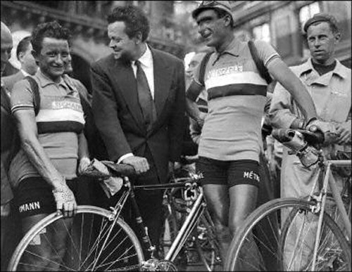Orson Welles, Tour de France 1950