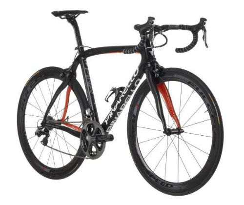 Pinarello Dogma 65.1 Think 2 2013 850 FP50 Nero