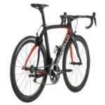 Pinarello Dogma 65.1 Think 2 2013 850 FP50 Nero, rear view