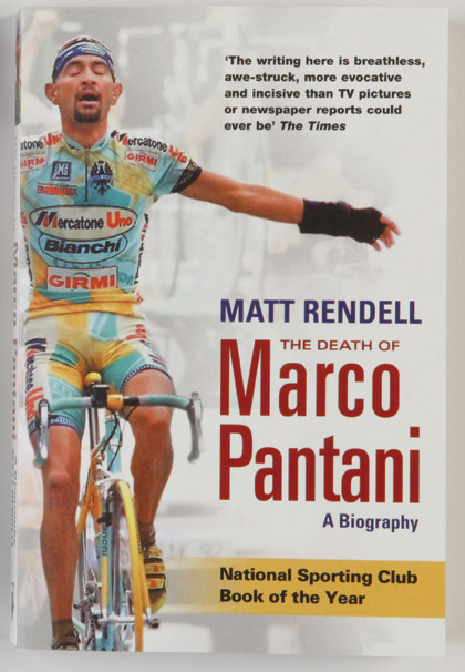 Cycling-related gift ideas: The Death of Marco Pantani
