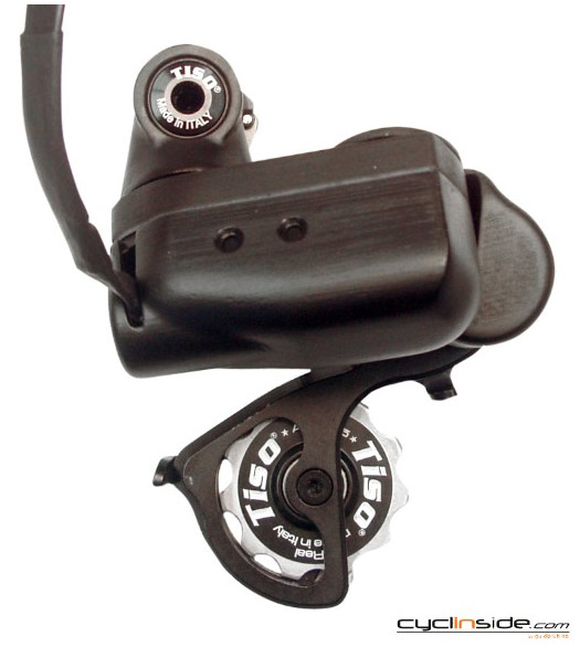 Tiso 12-speed rear derailleur